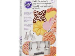 Cookie Decorating Sæt/12 - Wilton