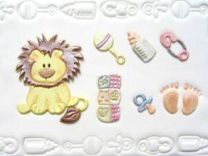 Baby Lion & Nursery Items