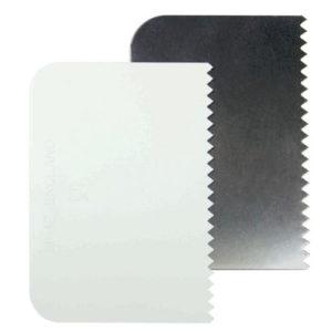 Side skraber plast