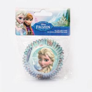 Disney Frozen muffinsforme 60 stk - server dine muffins i disse søde Frozen muffinsforme