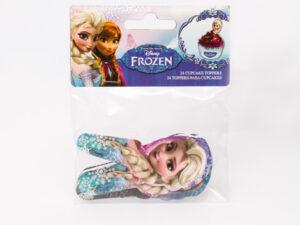 Disney Frozen Kagetopper - 24 stk