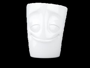 Tassen - Krus med Hank, Glad