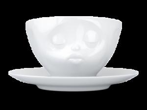 Tassen Kaffekop Kysser