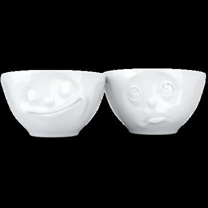 Tassen Humørskål - Bedende & Lykkelig