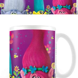 Trolls Mug Hair - Farv håret, sæt det op, slå dig løs og fest med.