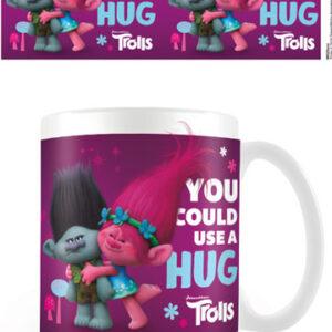 Trolls Krus Hug