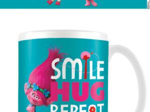 Trolls Krus Smile, Hug, Repeat