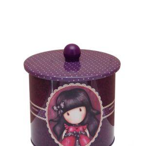 Biscuit Tin - Ladybird - Santoro's Gorjuss