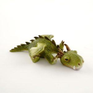 Sleepy Mini Dragon