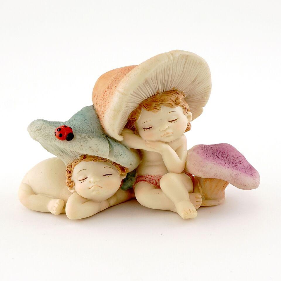 Shroomies Fairies Sleeping