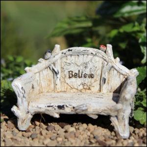 Believe Bænk
